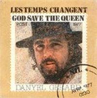 Cover Danyel Gérard - Les temps changent