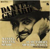 Cover Danyel Gérard - Mañana, Mañana, Señor