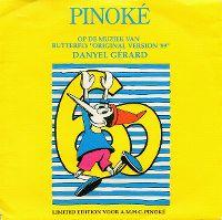 Cover Danyel Gérard - Pinoké