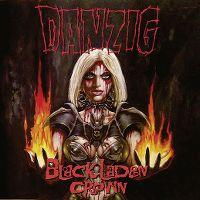 Cover Danzig - Black Laden Crown
