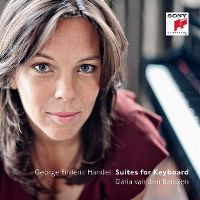 Cover Daria van den Bercken - George Frideric Händel - Suites For Keyboard