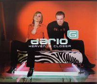Cover Dario G meets Mythos 'n' DJ Cosmo - Heaven Is Closer (Feels Like Heaven)