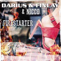 Cover Darius & Finlay & Nicco - Firestarter