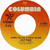 Cover Darrell McCall & Willie Nelson - Lily Dale