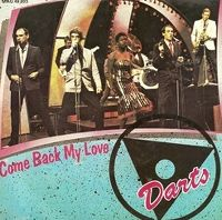 Cover Darts - Come Back My Love