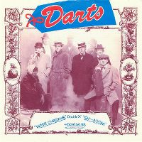 Cover Darts - White Christmas