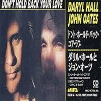 Cover Daryl Hall / John Oates - Don't Hold Back Your Love