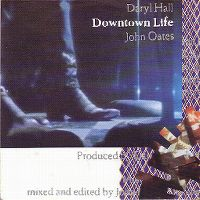 Cover Daryl Hall / John Oates - Downtown Life