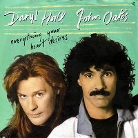 Cover Daryl Hall / John Oates - Everything Your Heart Desires