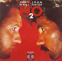 Cover Daryl Hall + John Oates - H²O