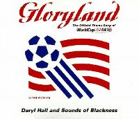 Cover Daryl Hall and Sounds Of Blackness - Gloryland