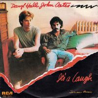 Cover Daryl Hall & John Oates - It's A Laugh