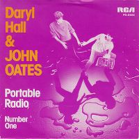 Cover Daryl Hall & John Oates - Portable Radio