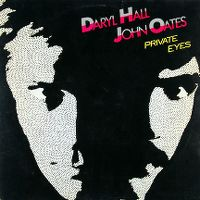 Cover Daryl Hall & John Oates - Private Eyes