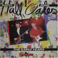 Cover Daryl Hall & John Oates - The Early Years