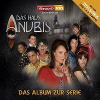 Cover Das Haus Anubis - Das Haus Anubis - Das Album zur Serie