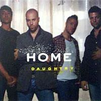 Cover Daughtry - Home