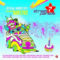 Cover Dave202 - Street Parade - Official Trance 2011