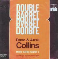 Cover Dave & Ansil Collins - Double Barrel