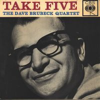 Cover Dave Brubeck Quartet - Take Five