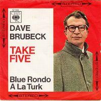 Cover Dave Brubeck Quartet - Take Five