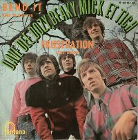 Cover Dave Dee, Dozy, Beaky, Mick & Tich - Bend It