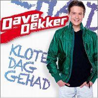 Cover Dave Dekker - Klote dag gehad