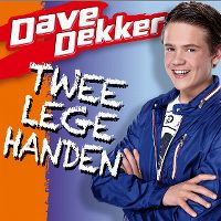 Cover Dave Dekker - Twee lege handen
