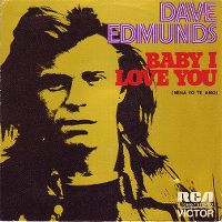 Cover Dave Edmunds - Baby I Love You