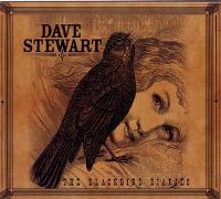 Cover Dave Stewart - The Blackbird Diaries