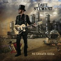 Cover Dave Stewart - The Ringmaster General