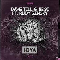 Cover Dave Till & Regi feat. Rudy Zensky - Hiya