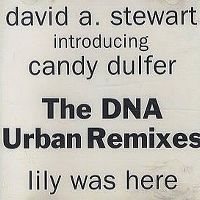 Cover David A. Stewart feat. Candy Dulfer - Lily Was Here
