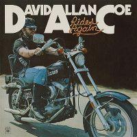 Cover David Allan Coe - David Allan Coe Rides Again