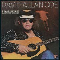 Cover David Allan Coe - Human Emotions