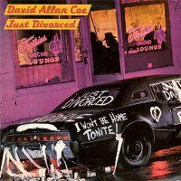 Cover David Allan Coe - Just Divorced