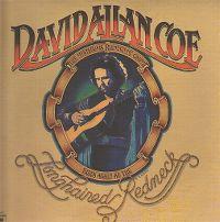Cover David Allan Coe - Longhaired Redneck