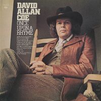 Cover David Allan Coe - Once Upon A Rhyme