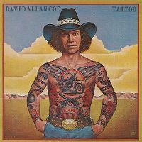 Cover David Allan Coe - Tattoo