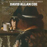 Cover David Allan Coe - The Mysterious Rhinestone Cowboy