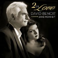 Cover David Benoit feat. Jane Monheit - 2 In Love