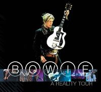 Cover David Bowie - A Reality Tour