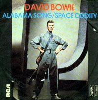 Cover David Bowie - Alabama Song