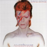 Cover David Bowie - Aladdin Sane