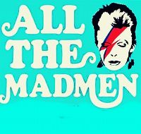 Cover David Bowie - All The Madmen
