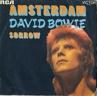 Cover David Bowie - Amsterdam