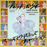 Cover David Bowie - Ashes To Ashes