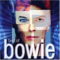 Cover David Bowie - Best Of (Deutsche Edition)