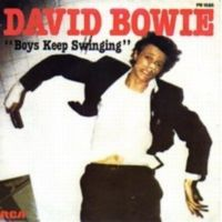 Cover David Bowie - Boys Keep Swinging