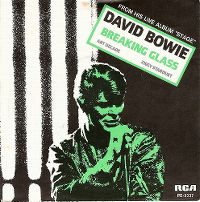 Cover David Bowie - Breaking Glass